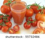 tomatoes | Shutterstock . vector #55732486