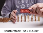 business  technology  internet...   Shutterstock . vector #557416309