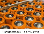 electric batteries and... | Shutterstock . vector #557431945