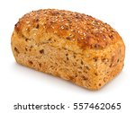 bread isolated | Shutterstock . vector #557462065