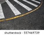 pedestrian crossing road...   Shutterstock . vector #557469739