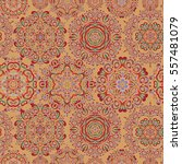 snowflakes pattern. vector... | Shutterstock .eps vector #557481079