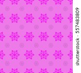 seamless pattern with... | Shutterstock .eps vector #557483809