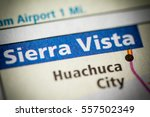 sierra vista. arizona. usa | Shutterstock . vector #557502349