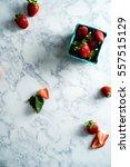 overhead shot of juicy red...   Shutterstock . vector #557515129
