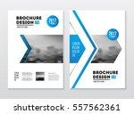 business brochure design....   Shutterstock .eps vector #557562361