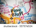Pine Bluff. Arkansas. USA