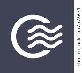 air dashboard icon | Shutterstock .eps vector #557576671