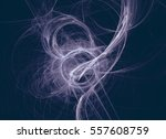 abstract fractal background.... | Shutterstock . vector #557608759