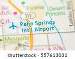 palm springs international...   Shutterstock . vector #557613031