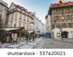 czech republic  prague  ... | Shutterstock . vector #557620021