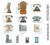 vector illustration of... | Shutterstock .eps vector #557620285