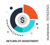 vector illustration of return... | Shutterstock .eps vector #557622421