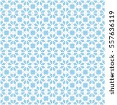 vector seamless snowflakes or... | Shutterstock .eps vector #557636119