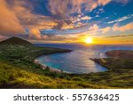 Sunrise From Hanauma Bay On...