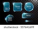 round shiny frame background... | Shutterstock .eps vector #557641699