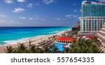 Cancun Resort With Beach Durin...