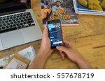 chiangmai  thailand   jan 16...   Shutterstock . vector #557678719