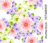 abstract elegance seamless... | Shutterstock .eps vector #557688409