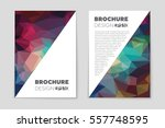 abstract vector layout... | Shutterstock .eps vector #557748595