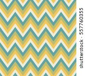 Abstract Pattern With Zig Zag