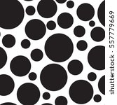 black dots on a white... | Shutterstock .eps vector #557779669
