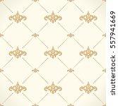 vector seamless pattern. modern ... | Shutterstock .eps vector #557941669