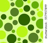 green dots on a white... | Shutterstock .eps vector #557957899