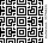 vector seamless pattern.... | Shutterstock .eps vector #557968231