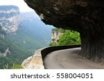 Spectacular Road In Vercors...