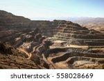 stone mine.quarry | Shutterstock . vector #558028669