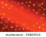 2011 new year card with the... | Shutterstock .eps vector #55805914