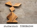 Chinese Tangram Puzzle In...