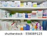 bangkok thailand   june 9 many... | Shutterstock . vector #558089125