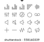 audio video pixel perfect well... | Shutterstock .eps vector #558160339