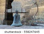 original bronze rusty bells...
