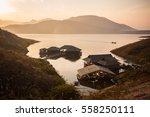 mae ngat somboon chon dam... | Shutterstock . vector #558250111