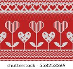 seamless pattern on the theme... | Shutterstock .eps vector #558253369
