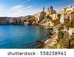 Town of Ermoupoli on Syros island.