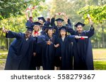 education  graduation and... | Shutterstock . vector #558279367