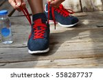 concept  healthy lifestyle  ... | Shutterstock . vector #558287737