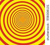 vector abstract spiral... | Shutterstock .eps vector #558308131