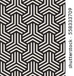 vector seamless pattern. modern ... | Shutterstock .eps vector #558333709