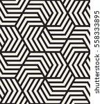 vector seamless pattern. modern ... | Shutterstock .eps vector #558333895