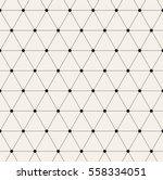 vector seamless pattern. modern ... | Shutterstock .eps vector #558334051