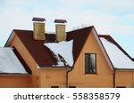 Bitumen Asphalt Shingles Roof.