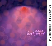 vector abstract background with ... | Shutterstock .eps vector #558383491