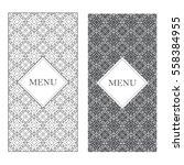 vector seamless design texture... | Shutterstock .eps vector #558384955