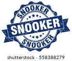 snooker. stamp. sticker. seal.... | Shutterstock .eps vector #558388279