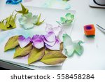 details for the manufacture of... | Shutterstock . vector #558458284